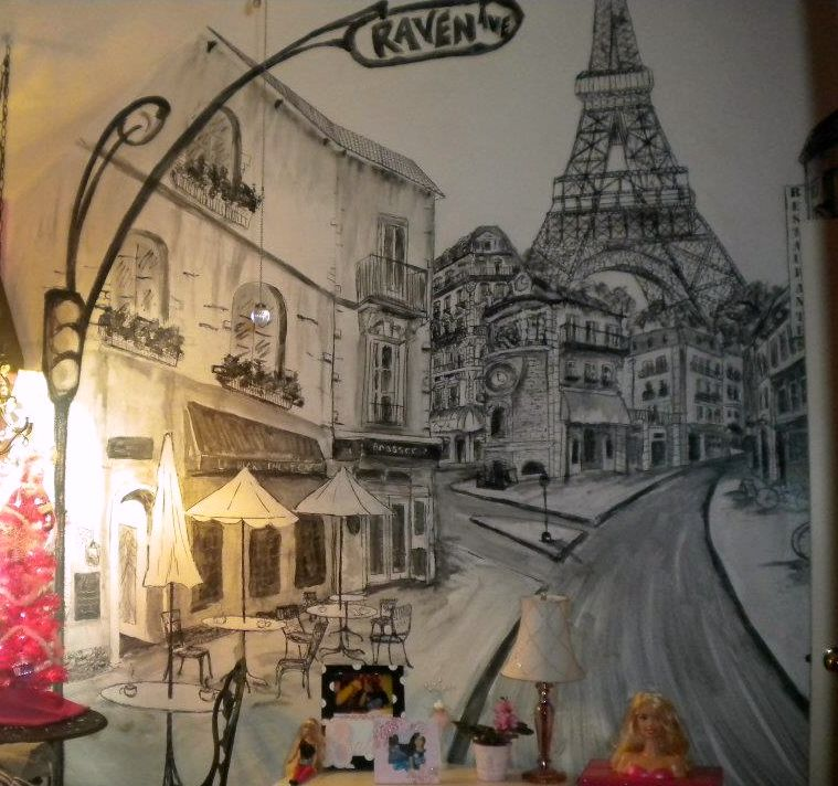 paris wall mural 2017 grasscloth wallpaper 7 cool wall murals to add to your home s d 233 cor lifestyle